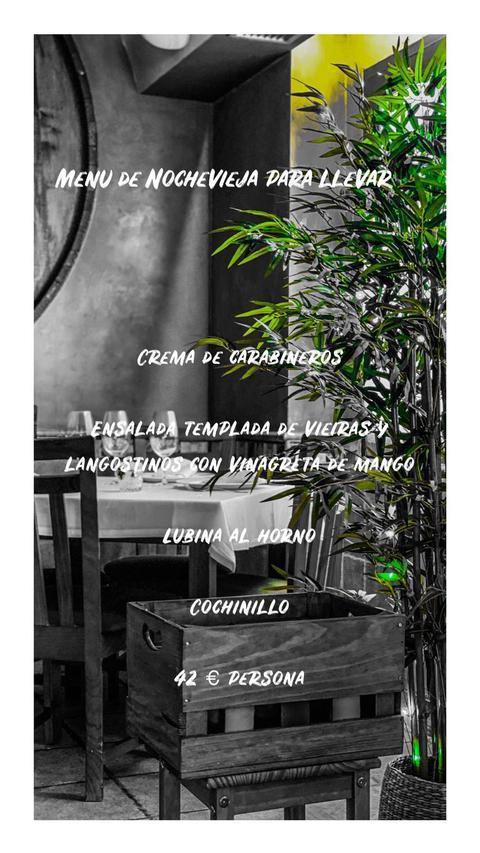 Restaurante El Tonel -  CENA DE FIN DE AÑO 2018 - Restaurante Sidrería El Tonel
