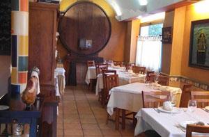 Restaurante El Tonel - Contacto - Restaurante Sidrería El Tonel